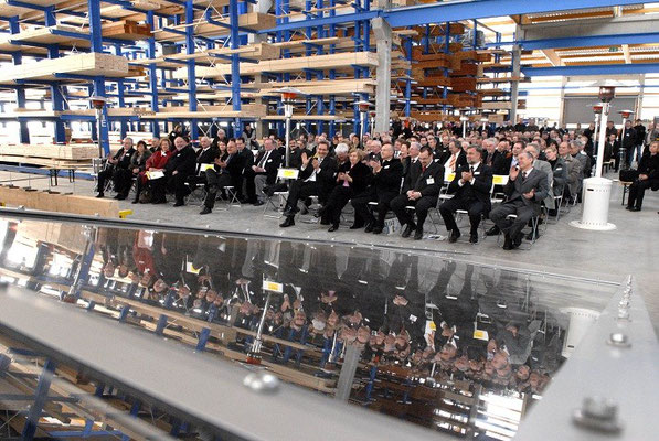 Tag der offenen Tür Opitz Zukunftsfabrik