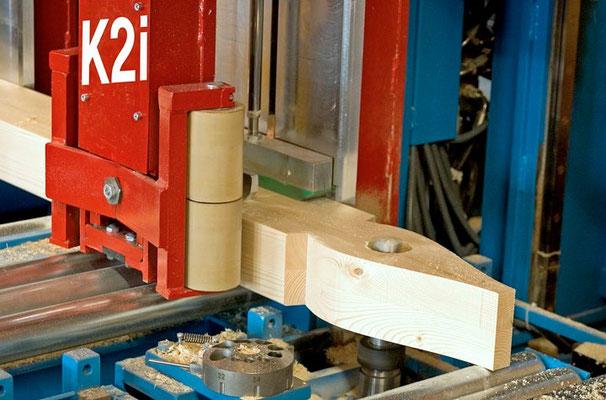 17. Produktion beim Premium Carportwerk