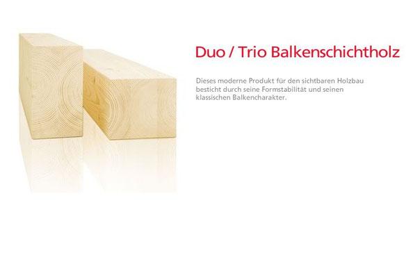 Duo / Trio Baklenschichtholz