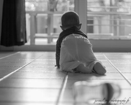 Shooting Photo Bébé - La petite Miya - Photographe sur Grenoble - 3