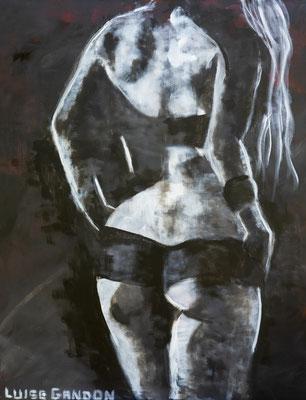Acryl auf Leinwand - 80/60 - Untitled