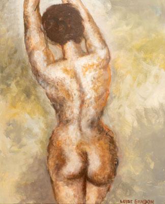 Acryl auf Leinwand - 100/80 cm
