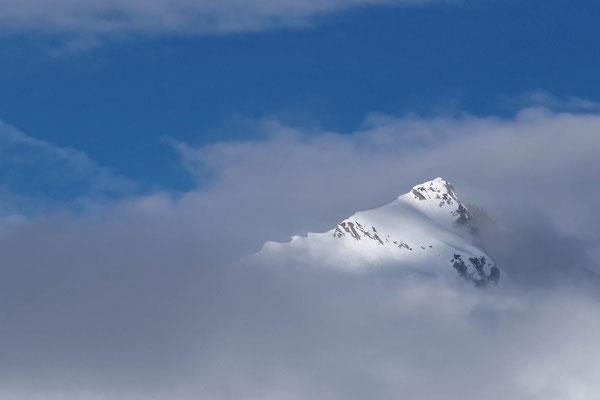 Schlieferspitze Nationalpark Hohe Tauern von der Kürsingerhütte