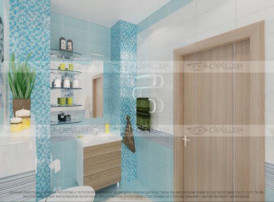 дизайн ванной комнаты ЛАССЕЛСБЕРГЕР (LASSELSBERGER), Россия»Камила