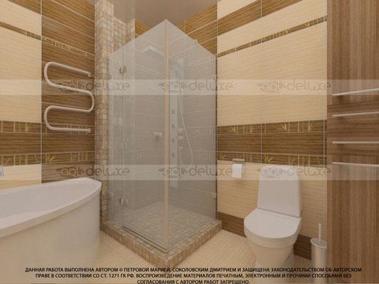 дизайн ванной комнаты ПАРАДИЖ (PARADYZ), Польша»Bambus Bambus