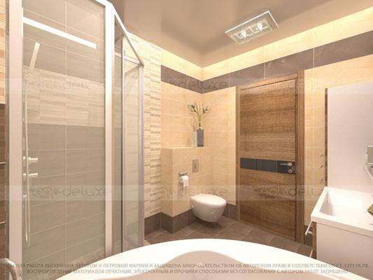 дизайн ванной комнаты КЕРАМИКА МОНИКА (CERAMICA MONICA), Италия»Marmo royal