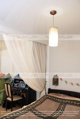 Дизайн гостиной. Спальная зона