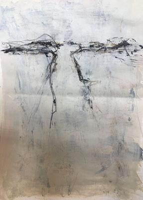 Acryl auf Papier 2019