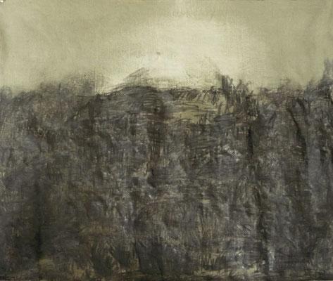 paesaggio d'ombra 68x70