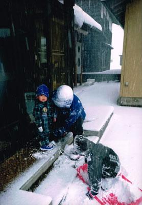 ただいま ~2016冬~