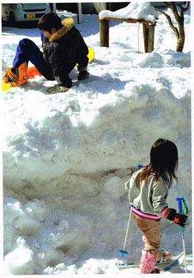 門前スキー場
