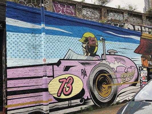 Fantastische Graffities ...