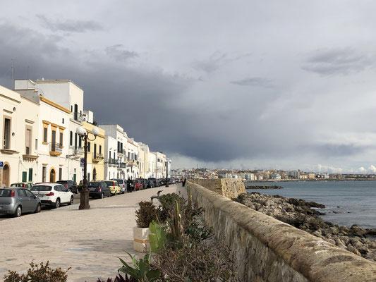 Alles ist hier schön in Gallipoli.
