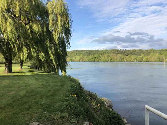 Das Ufer der Seine ... ein Traumort.