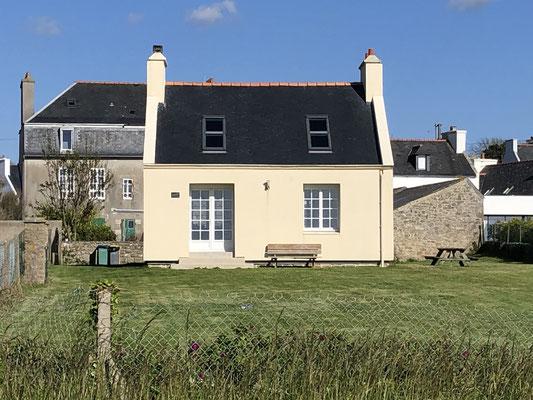 Unser neues Zuhause in der Bretagne ... so schön.