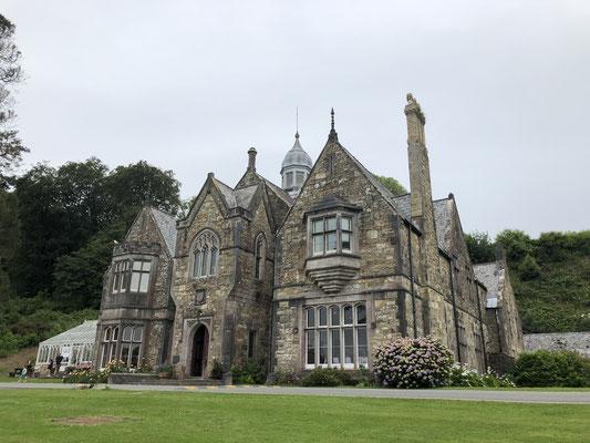 Das Anwesen Plas Gwynn y Weddn.