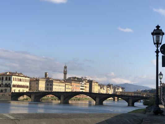 Buongiorno Firenze!