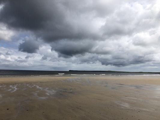 Stürmische und dramatische Szenen in Schottland!