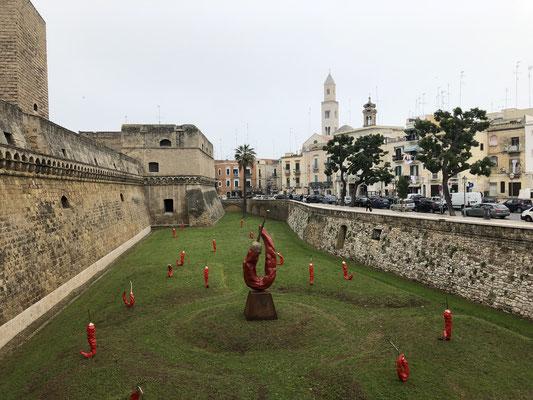scharfes Castello Svevo di Bari