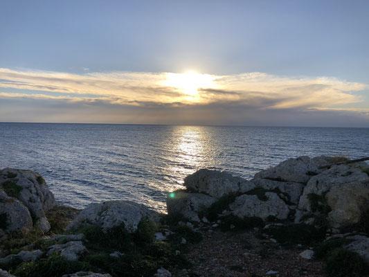 Punta Ristola, der südlichste Punkt am Absatz