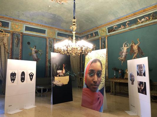 Pangrel ist ein urban art projekt, ... die Vorabeiten zum Wettbewerb werden zur Zeit im Palazzo Reale ausgestellt.