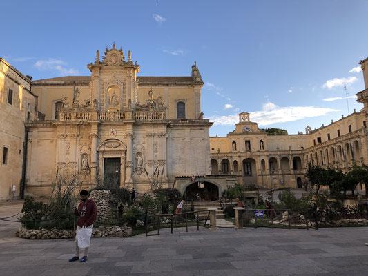 Der Dom von Lecce
