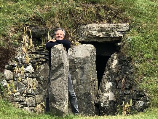 Auf der Insel Anglesey