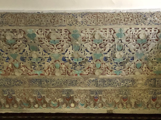 Sevilla, im Alcazar