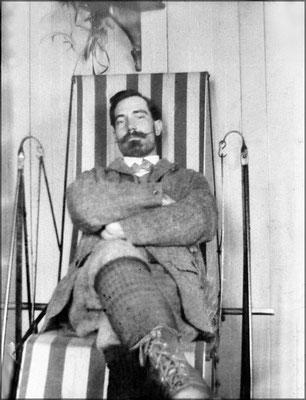 Louis-Philippe Desbiens à son aise
