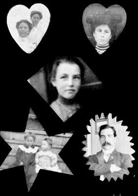 Louis-Philippe Desbiens et famille