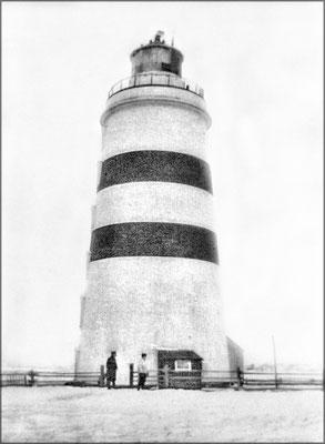 Phare de la Pointe Sud-Ouest, gardien Zéphirin Lemieux