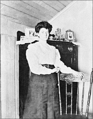 Mme Desbiens, Baie Ste-Claire