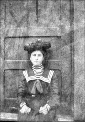 Mlle Desbiens, soeur probable de Louis-Philippe Desbiens