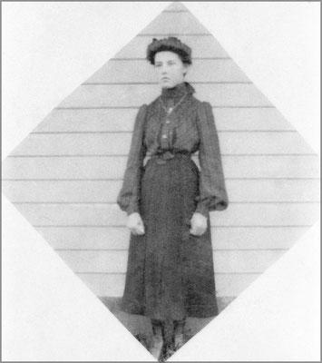 Yvette Desbiens (fille de Louis-Philippe ?)