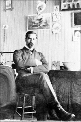 Louis-Philippe Desbiens vers 1903, Baie Ste-Claire