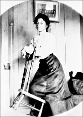 Blanche Gosselin, Baie Ste-Claire