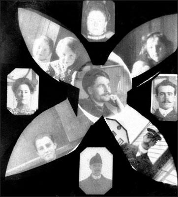 Émile Nadeau et amis