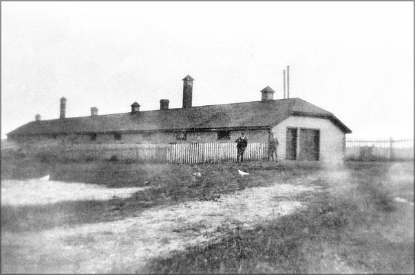 Porcherie de Baie Ste-Claire