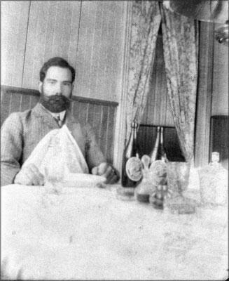 Louis-Philippe Desbiens à Baie Ste-Claire