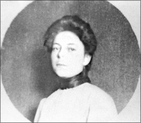 Blanche Gosselin, fille de Xavier