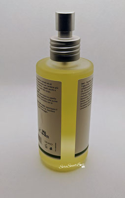 Retroflacone Oleo rivitalizzante Antos