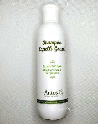 fronte confezione shampo antos