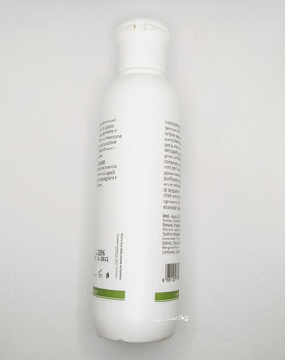 retro confezione shampo antos
