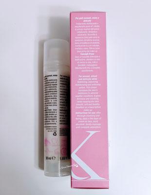 Fronte confezione crema viso eudermica Alkemilla