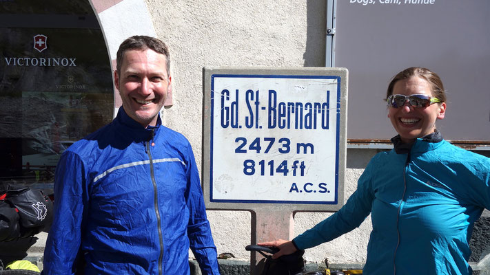 Großer Sankt Bernhard