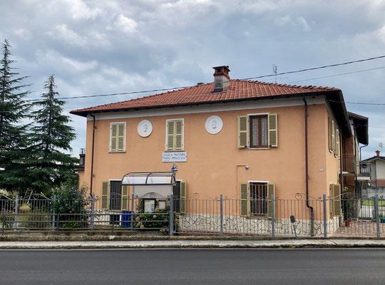 Grundschule im Piemont