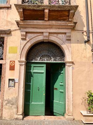 Berghuhn, Italien, Venetien, Radreise, Radtour, Bassano del Grappa