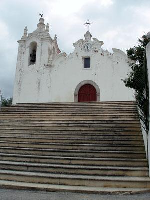 Kirche im Alentejo