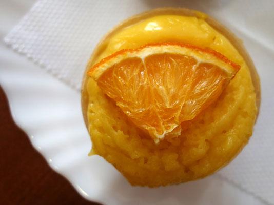 süß, süßer, Orangentörtchen