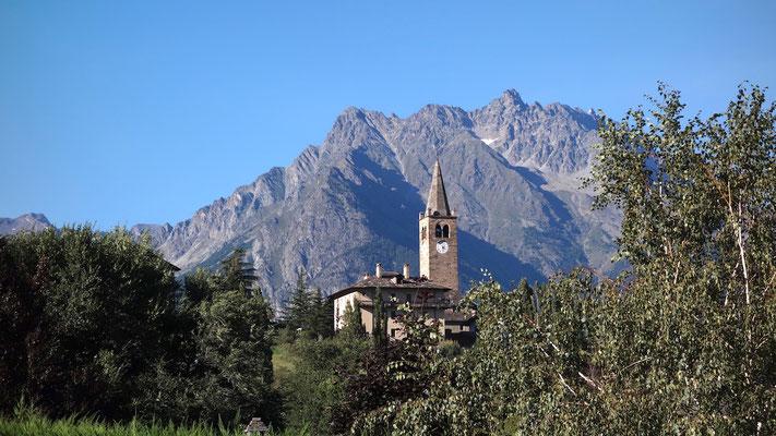 Im Valle d`Aosta